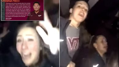 Virginia Tech Lacrosse Team Under Fire for Chanting N Word in Video