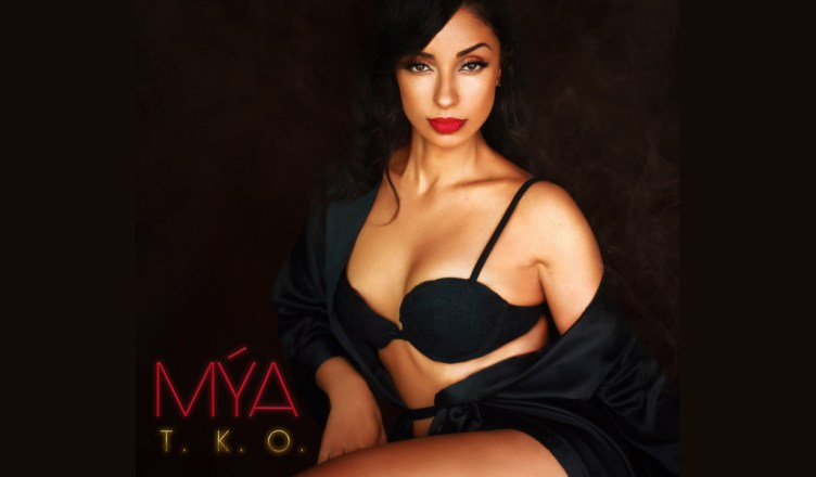 STREAM MYA'S SEXY NEW ALBUM 'T.K.O. (THE KNOCK OUT)' NOW