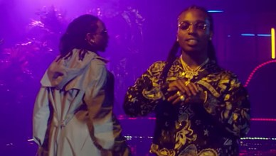 New Video: TK KRAVITZ & JACQUEES - OCEAN