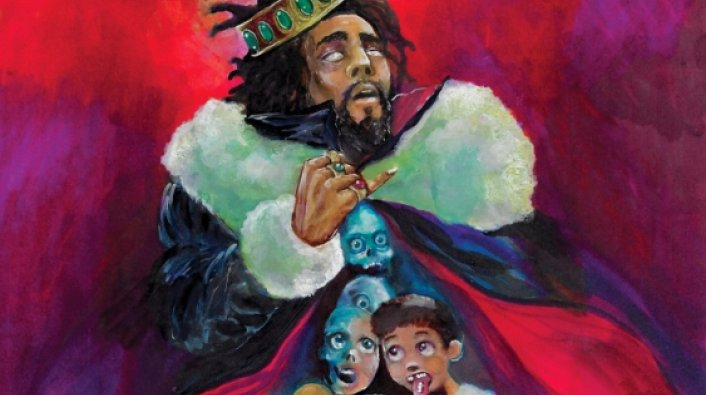 J. Cole's Title Track 'KOD' Breaks Spotify Opening Day Record