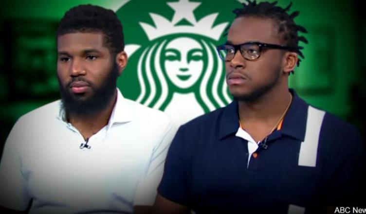 Men Arrested at Philadelphia Starbucks Settle for $1