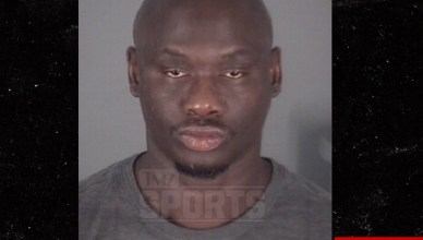Boxer Antonio Tarver Arrested for Domestic Battery for Punching Stepson