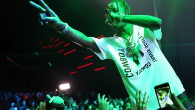 "Travis Scott Announces ""AstroWorld: Wish You Were Here Tour"""