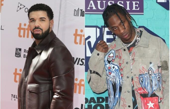 """Drake Brings Out Travis Scott During His Toronto Show To Perform """"Sicko Mode"""""""
