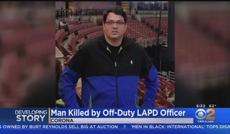 Off-Duty Cop Shoots and Kills Mentally Challenged Man After Alleged Assault