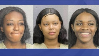 3 Women Arrested for Assaulting Spirit Airlines Employees over Delayed Flight