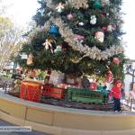Buena Vista Street Christmas