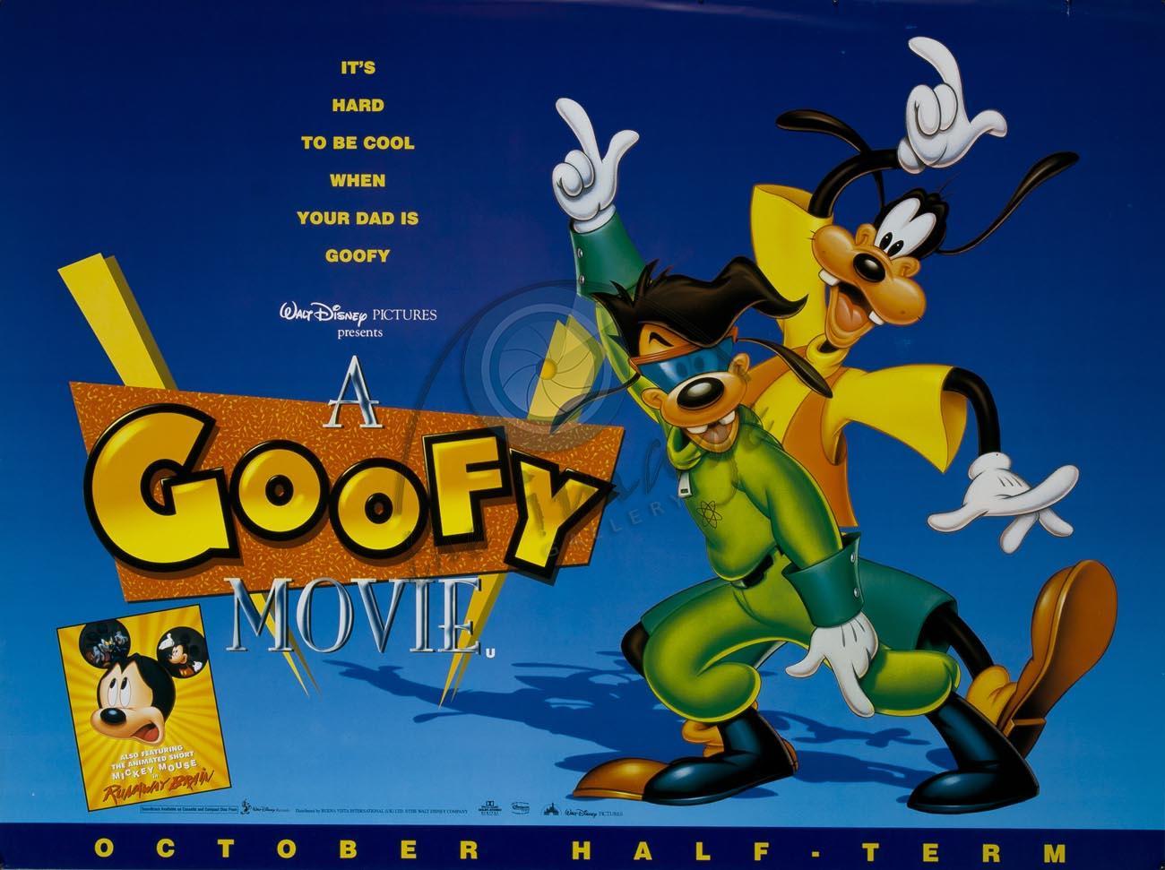 A Goofy Movie Vs An Extremely Goofy Movie Fresh Baked Disney