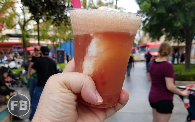 Food and Wine Festival Boba Float