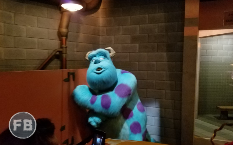 Mike and Sulley to the Rescue