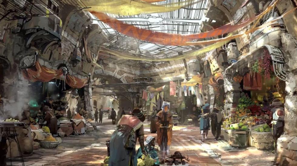 Disney Parks Panel - Star Wars Land
