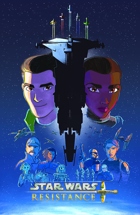 Star Wars Resistance Saison 2 : resistance, saison, Disney, Releases, Trailer, Resistance, Season, (FINAL, SEASON!?), Fresh, Baked