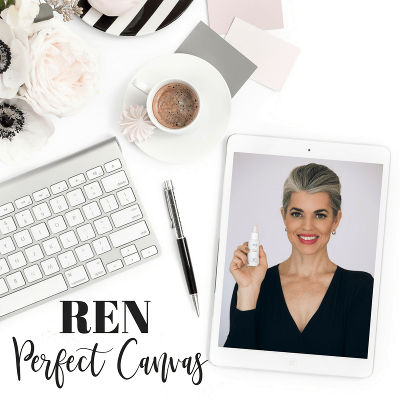 REN Perfect Canvas Serum Review