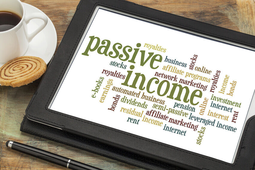 Image result wey dey for how to generate passive income?