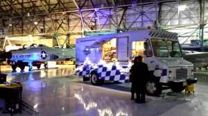 Strudel Truck at Wings Over the Rockies special event