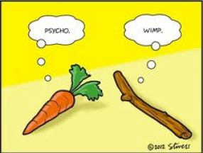 Image result for carrot and stick images