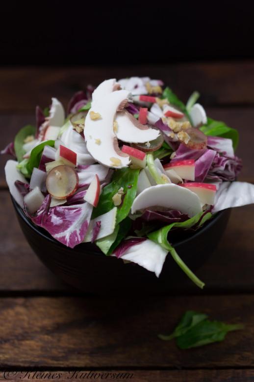 Herbstsalat Rezept