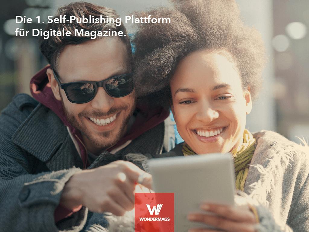 Wondermag Onlinemagazin