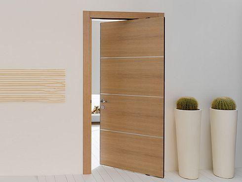 Modern two-way rotating door