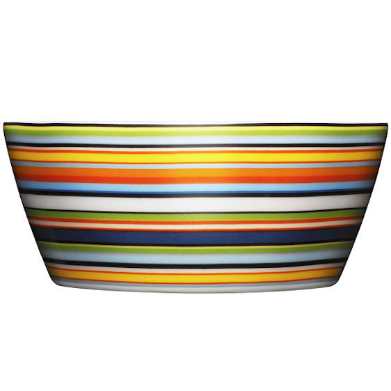 Contemporary Iittala Origo dinnerware