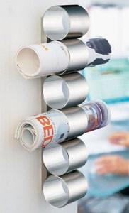 Herstal modern tube magazine holder