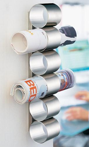 Herstal tube magazine holder