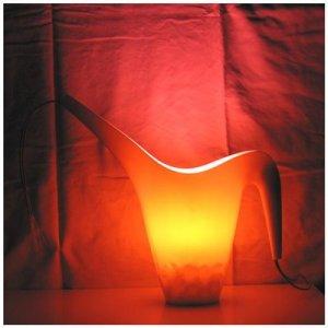 Ikea Vallo can transformed into a light