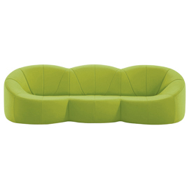 Contemporary statement sofa
