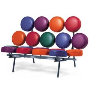 Multi Marshmallow sofa