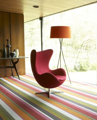 Sunset Audrey wool carpet