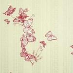 Barneby Gates bugs and butterflies wallpaper