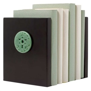 black-lacquer-bookends