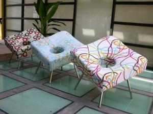 Contemporary Lazzaro chair