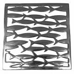 Shoaling fish hot plate stand