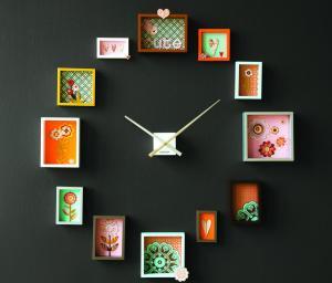 diy-frame-clock