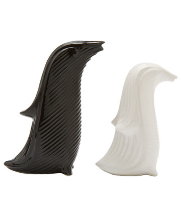 Jonathan Adler salt and pepper penguins