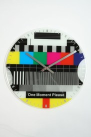 The return of the test card