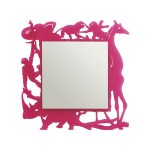 Habitat Animale acrylic animal mirror