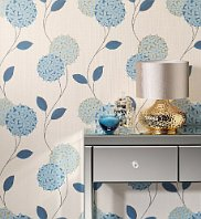 Stylish affordable wallpaper from M&S