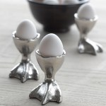 Duck feet egg cups