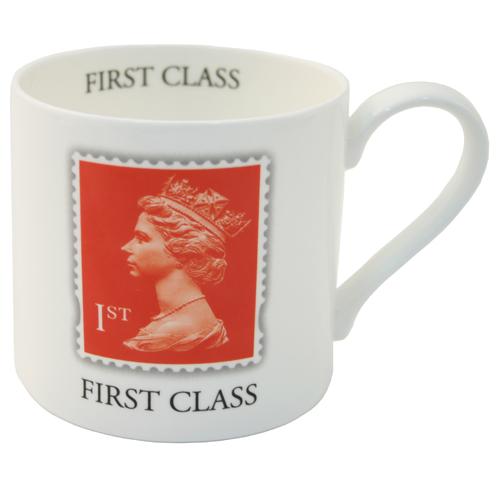 Stamp Collection mugs