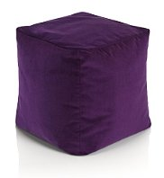 Gorgeous velvet floor cube