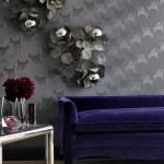 Funky Zebra wallpaper