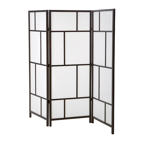 Ikea Risor room divider screen