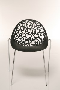 Modern baroque chair