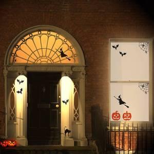 Hauntingly good Halloween home decor wall stickers