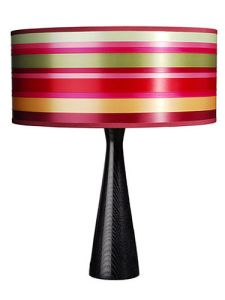 Vibrant designer contemporary lighting