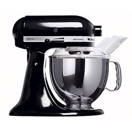 Black kitchen aid mixer with stand special offer