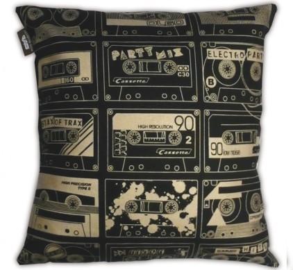 Mini Moderns C-60 cassette tape cushion