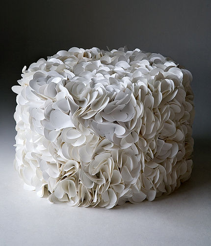 Stylish 13 Ricrea recycled Ortensia pouf